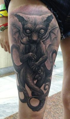 Stepan Negur Tattoo