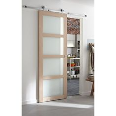 1000 images about portes coulissantes on pinterest for Porte coulissante 63 cm castorama