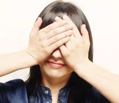 Palming your Eyes for Healthy Eyes