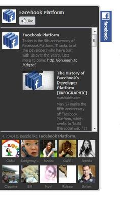 Susnet Facebook Like Box
