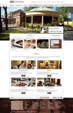 Serdecznie zapraszamy do zapoznania się z nową odsłoną naszej strony internetowej: http://www.manorhouse.pl/