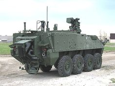 M1135 NBC Reconnaissance Vehicle | M1135 Stryker NBCRV - NBC Recon Vehicle Pictures