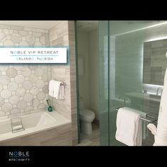 #NOBLEproximity [ NOBLE VIP RETREAT ] Laid back luxury. #bath #FourSeasons #Orlando