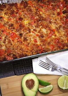 A fan-favorite Whole30 meal that's baked in one dish with tons of Mexican flavor.