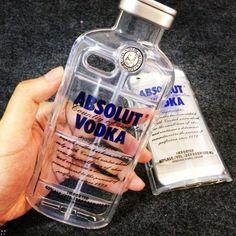 Fancy - Vodka iPhone Cases
