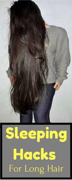 Sleeping Hacks For Long Hair healthyhair haircare hairremedies diyremedies longhair straighthair hairgoals 678425131346156345 Long Hair Growing Tips, Long Hair Tips, Grow Long Hair, Hair Care Tips, Grow Hair, Face Shape Hairstyles, Straight Hairstyles, Sleep Hairstyles, Curly Hair Styles