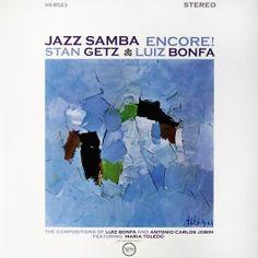 Stan Getz & Luiz Bonfá Jazz Samba Encore LP Vinil 180g Audiófilo Speakers Corner Pallas Alemanha EU - Vinyl Gourmet