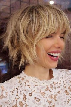 Shaggy Crop | The New Shag has us reeling with options. There's a new haircut on the block—and it turns out it's not new at all. While the classic bob and blunt lob have seen their fair share of the attention recently, it's the new shag that's taking over salons everywhere. Before you lose yourself flashing back to Stevie Nicks, Jane Fonda, David Cassidy, and Mick Jagger with their choppy shag cuts, we want you to instead envision a new, more flattering shag everyone is going to be rocking…