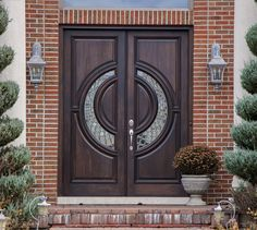 Exterior Double Doors exterior double doors for private and commercial building - http