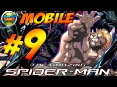 The Amazing Spider Man Mobile Parte #9 Java Game Touch