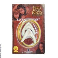 Elf Ear Tips - Lord of the Rings  $4.12