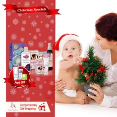 "Buy ""New Mother Christmas Gift Set"" for $149.99 and receive a Free gift valued at $44.49 & Complimentary gift wrapping till Christmas Eve. #chirstmas   #giftideas   #motherhood Mother Christmas Gifts, Christmas Gift Sets, Christmas 2015, Free Gifts, Wraps, Gift Wrapping, Seasons, Coats, Promotional Giveaways"