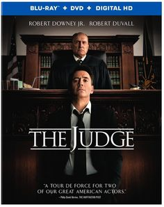 "Defend your honor when ""The Judge"" arrives onto Blu-ray Combo Pack, DVD and Digital HD on January 27 from Warner Bros. Home Entertainment."