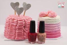 Perfectly mini cakes! Valentine's Day treat :)