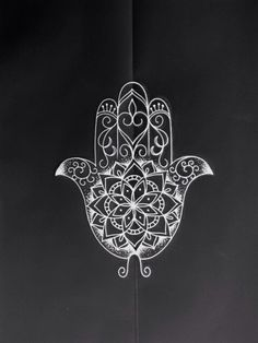 Hamsa design- it's different