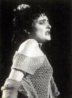 Siouxsie at Aylesbury, Friars, 9-23-78