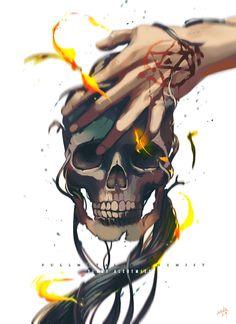 Fullmetal Alchemist: Brotherhood | FMA | Roy Mustang - The Flame Alchemist | Anime | Fanart | SailorMeowMeow