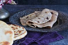 V kuchyni vždy otevřeno .: Naan a chapati Chapati, Naan, Ethnic Recipes, Food, Essen, Meals, Yemek, Eten
