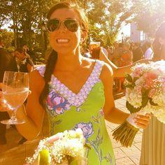 """Life's a Party, Dress like It!"" #lillysaid via @ cvenella Instagram"