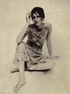 Stella Tennant | Paolo Roversi #photography | via tumblr