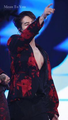 thursday — no thoughts head empty Kim Yugyeom, Youngjae, Bambam, Jackson Kpop, Jackson Wang, Jinyoung, Korean Singer, Concert, Red Roses