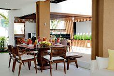 Décor do dia: um grande terraço - Casa Vogue | Interiores