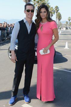 Preisverleihung - Film Independent Spirit Awards - Matthew McConaughey und Camila Alves