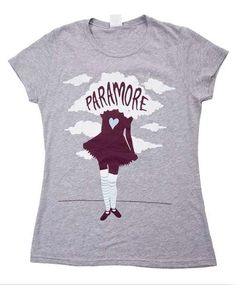 796f8ab573e92 Paramore t-shirt Score Score Score
