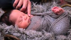 Newborn Twist Wrap. this is the cutest video ever