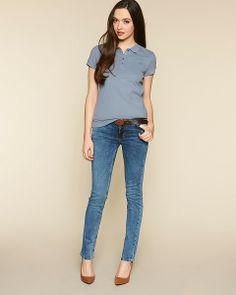 Super modní značka MUSTANG JEANS ta prostě frčí :)