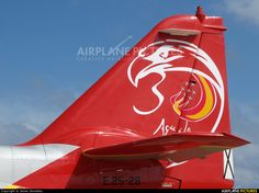Spanish Air Force (SPAF) Patrulla Aguila E.25-28 aircraft at Murcia - San Javier photo