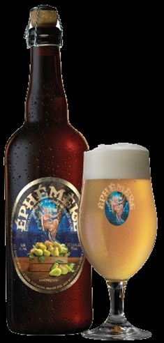 mybeerbuzz.com - Bringing Good Beers & Good People Together...: Unibroue Introduces Its Éphémère Pear, A Refreshin...