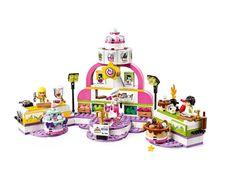 Die große Backshow 41393 | Friends | Offiziellen LEGO® Shop DE Building Sets For Kids, Building Toys, Lego Friends Sets, Friends Tv, Lego Store, Creative Play, Creative Thinking, Lego Sets, Kawaii