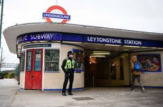 The knife-wielding lunatic who slashed a man inside a London subway station had pictures of last week's terrorist slaughter in California on his phone,. Hashtags, Science And Technology, We The People, Places To Go, Police, California, London, Pictures, Tube