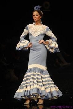 Colección 'Alfileres de Salitre'  por  Carmen Rodríguez  en  Simof 2012