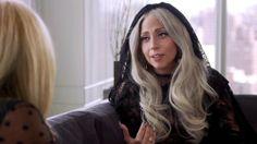 Lady Gaga interview on The Conversation With Amanda de Cadenet (2011)