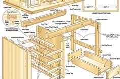 Woodworking Plan 3