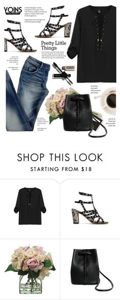 """""""Yoins"""" by yexyka ❤ liked on Polyvore featuring Allstate Floral, yoins and yoinscollection"""