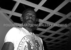 "Lee ""Scratch"" Perry: Notting Hill, London UK. From the series 'Reggae Kinda Sweet.'    1987 Pogus Caesar/OOM Gallery Archive. All Rights Reserved"
