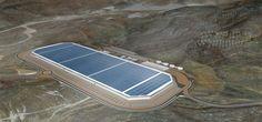 Tesla Gigafactory | Tesla Motors