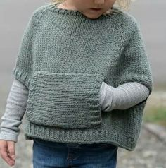 Odila Cape Pullover Knitting pattern by The Velvet Acorn Children poncho knitting pattern for your little one! Find this pattern by The Velvet Acorn and more knitting inspiration from indie designers at LoveKnitting. Baby Knitting Patterns, Knitting For Kids, Free Knitting, Knitting Projects, Crochet Patterns, Knitting Yarn, Easy Patterns, Knitting Ideas, Diy Tricot Crochet
