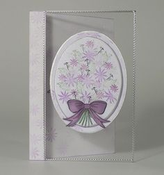 I like using reg CS to back 3d Cards, Cool Cards, Scrapbook Paper Crafts, Scrapbooking, Acetate Cards, Window Cards, Interactive Cards, Fancy Fold Cards, Embossed Cards