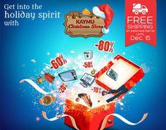 MsTomie : Kaymu Spreads the Magic of Christmas