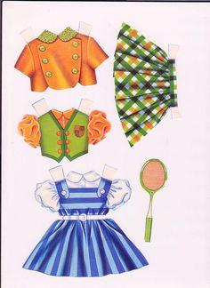 Yarn, Needles, Books, Music, Wool, Blather, Paper Dolls, Nonsense