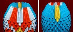 15 3D Origami Matryoshka