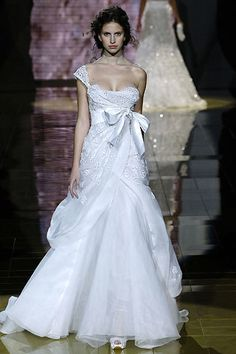 Elie Saab Spring 2006 Couture Fashion Show