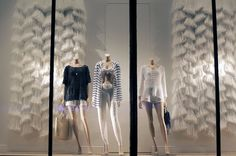 "CLUB MONACO,New York, ""Summer Expectations"", photo by Stylecurated, pinned by Ton van der Veer"