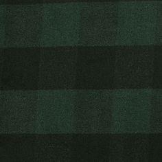 Green & Black Plaid Wool Coating - Coating - Wool - Fashion Fabrics--If I make an Abbey coat w/ no ruffle, I definitely want it in this.