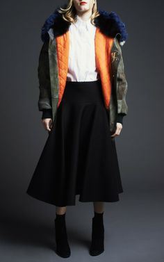 Preen  Trunkshow Look 8 on Moda Operandi