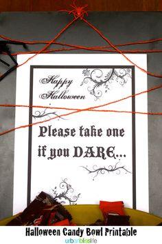Free Halloween Printable | TodaysCreativeBlog.net